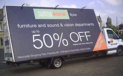 Mobile Billboard Advertising Creative Guidelines