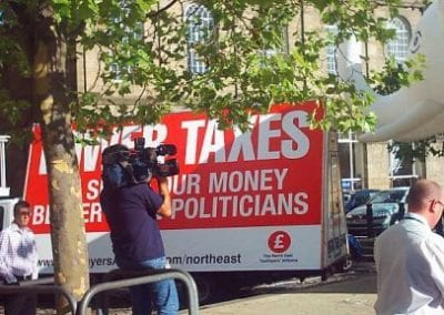 Mobile Billboard Taxpayers Alliance