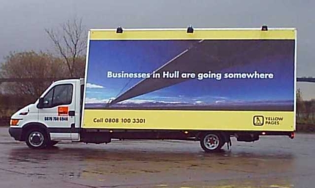 Advertising Vans for Sale