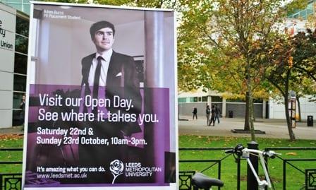 AdBike Leeds University