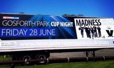 AdTrailer promoting Madness concert
